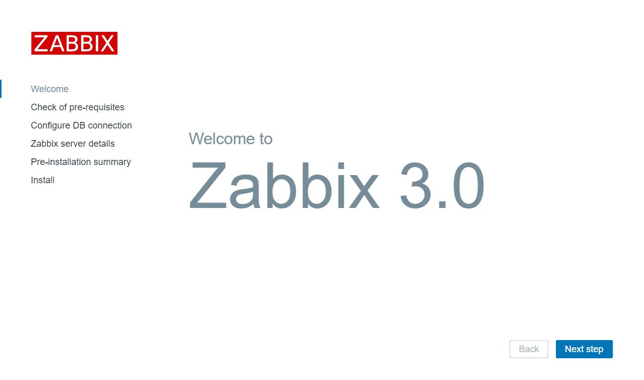 分布式监控系统Zabbix学习一